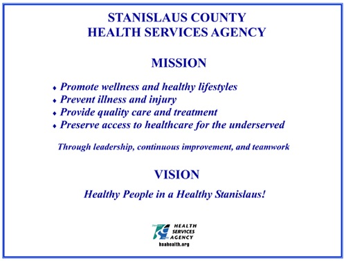 HSA Mission and Vision