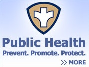 Public Health Services banner graphic