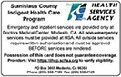 Indigent Health Care Program